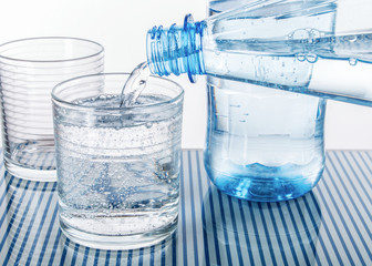 Acqua Minerale in bottiglia la Migliore